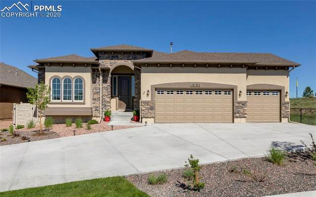 10192 Boulder Creek Way, Peyton, CO 80831 (#9331090) :: The Kibler Group