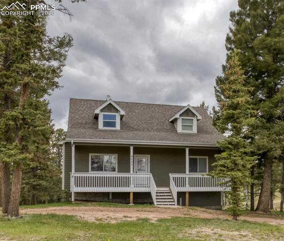 4027 County Road 5 Road, Divide, CO 80814 (#9331791) :: Tommy Daly Home Team
