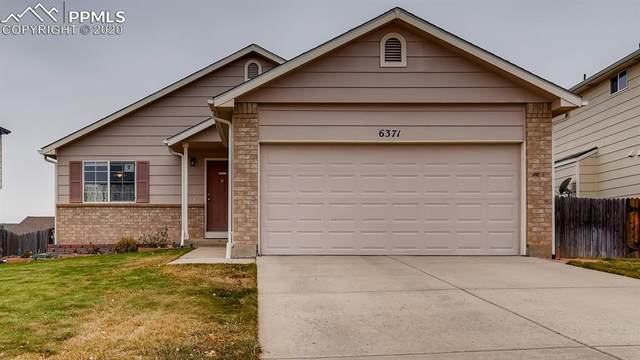6371 La Plata Peak Drive, Colorado Springs, CO 80923 (#9332076) :: The Dixon Group