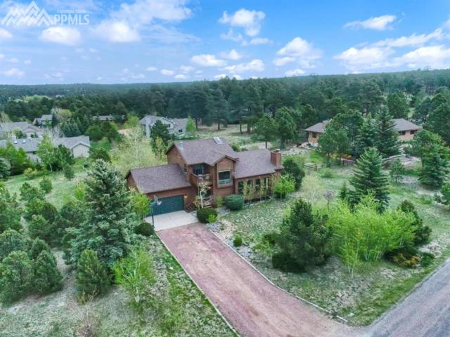 560 Portland Road, Monument, CO 80132 (#9332571) :: The Treasure Davis Team