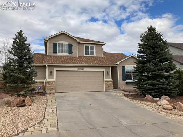 354 Oxbow Drive, Monument, CO 80132 (#9332982) :: Action Team Realty
