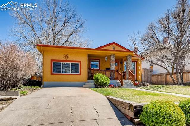 1209 N Institute Street, Colorado Springs, CO 80903 (#9334503) :: Tommy Daly Home Team