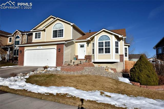 5443 Plumstead Drive, Colorado Springs, CO 80920 (#9335528) :: The Kibler Group