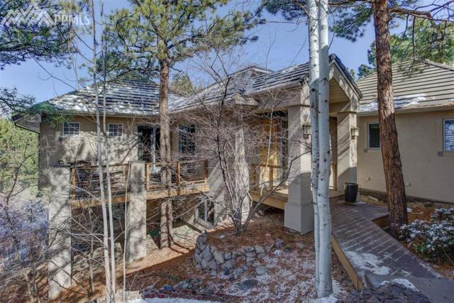 256 Lead Queen Drive, Castle Rock, CO 80108 (#9337069) :: Harling Real Estate