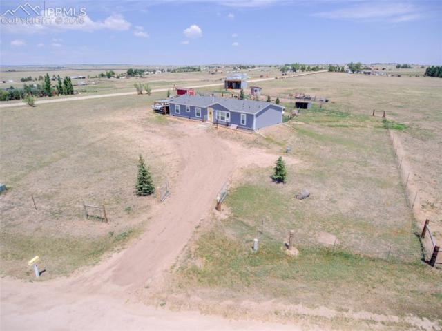 24030 E Range View Way, Calhan, CO 80808 (#9337315) :: The Dunfee Group - Keller Williams Partners Realty