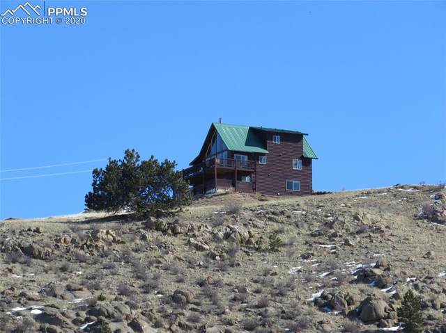 38 Sinagua Road, Hartsel, CO 80449 (#9337588) :: 8z Real Estate
