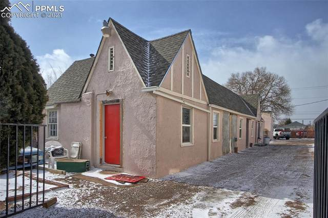2818 N Nevada Avenue, Colorado Springs, CO 80907 (#9340001) :: The Treasure Davis Team