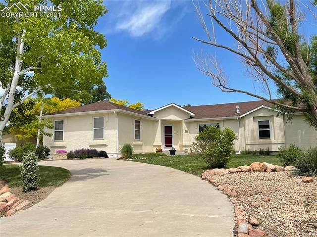 321 W Burke Drive, Pueblo West, CO 81007 (#9340861) :: The Kibler Group