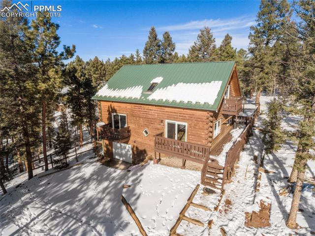 1276 Pinewood Road, Florissant, CO 80816 (#9341911) :: Jason Daniels & Associates at RE/MAX Millennium