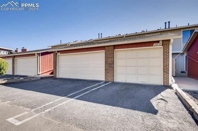 448 W Rockrimmon Boulevard E, Colorado Springs, CO 80919 (#9343042) :: Tommy Daly Home Team