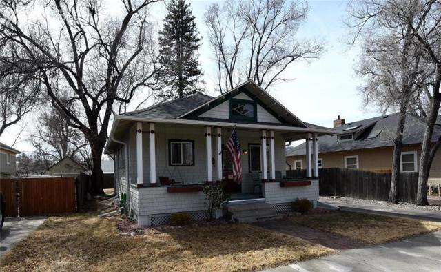 407 E Del Norte Street, Colorado Springs, CO 80907 (#9343927) :: Jason Daniels & Associates at RE/MAX Millennium
