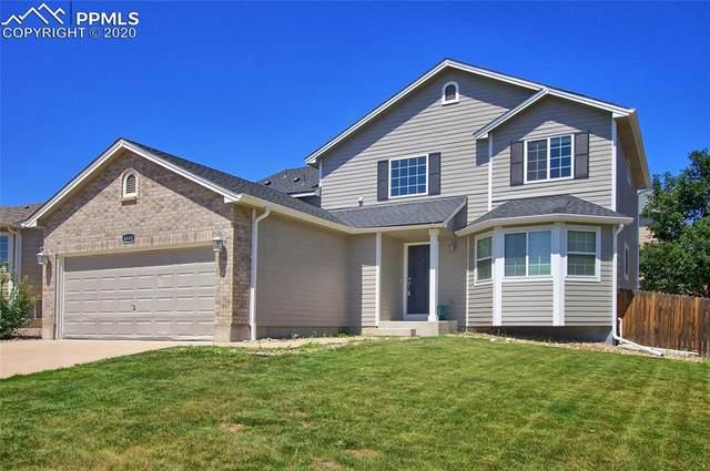 6444 Borough Drive, Colorado Springs, CO 80923 (#9344469) :: The Treasure Davis Team