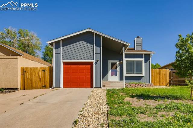 4540 Morning Mist Drive, Colorado Springs, CO 80916 (#9345092) :: Fisk Team, eXp Realty