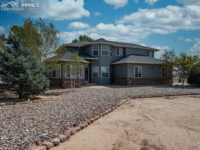 1269 E Platteville Boulevard, Pueblo West, CO 81007 (#9345904) :: Springs Home Team @ Keller Williams Partners