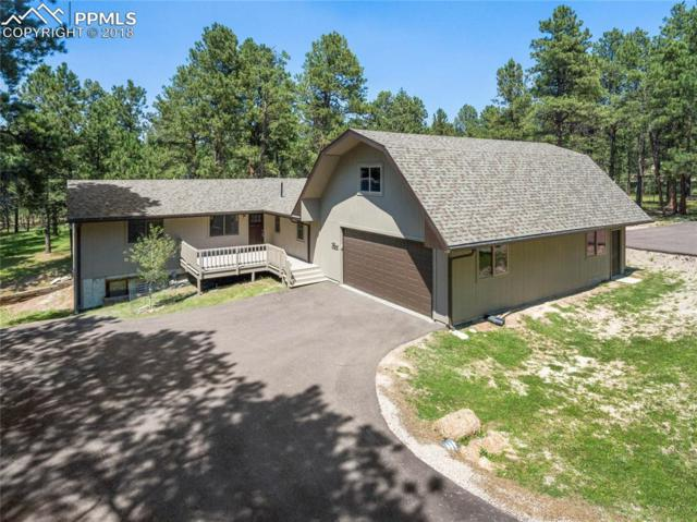 9620 Morgan Road, Colorado Springs, CO 80908 (#9347269) :: The Hunstiger Team