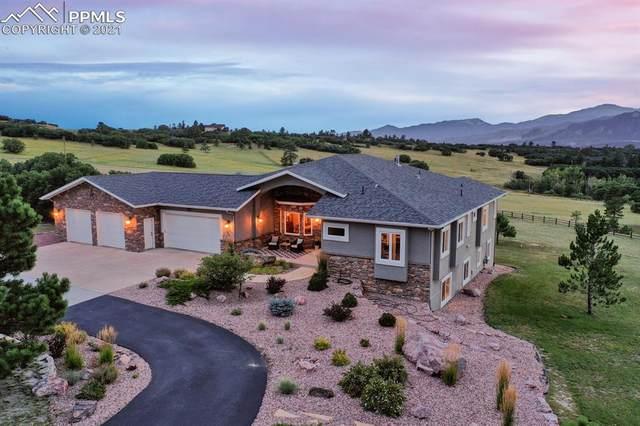 1565 Pleier Drive, Colorado Springs, CO 80921 (#9348603) :: Tommy Daly Home Team