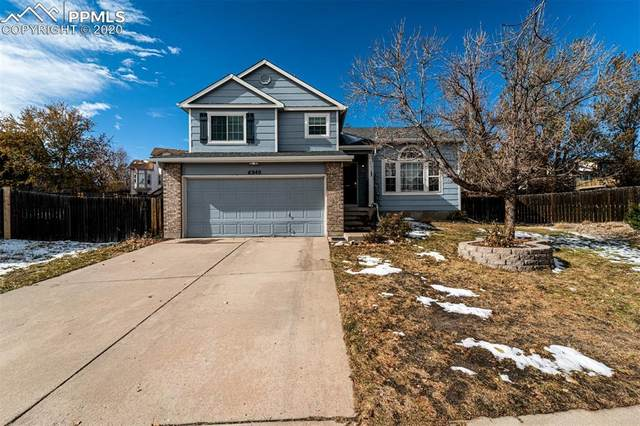 6040 Whetstone Drive, Colorado Springs, CO 80923 (#9353281) :: Re/Max Structure