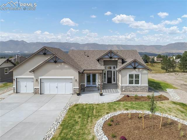 14030 Gleneagle Drive, Colorado Springs, CO 80921 (#9353919) :: The Harling Team @ Homesmart Realty Group