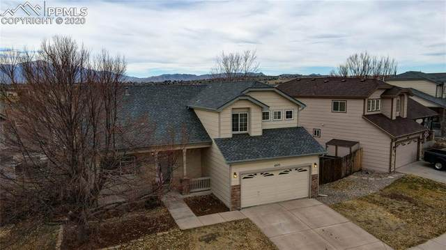 6975 Blazing Trail Drive, Colorado Springs, CO 80922 (#9355497) :: The Kibler Group