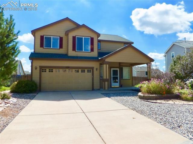 4391 E Anvil Drive, Colorado Springs, CO 80925 (#9355674) :: The Treasure Davis Team