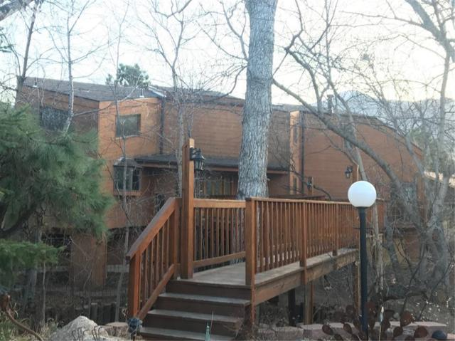 10 Sandra Lane, Manitou Springs, CO 80829 (#9357325) :: CENTURY 21 Curbow Realty