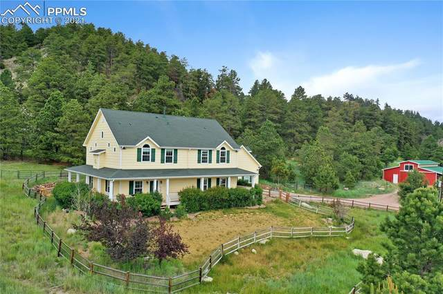 16540 Mesquite Road, Peyton, CO 80831 (#9357631) :: Fisk Team, eXp Realty
