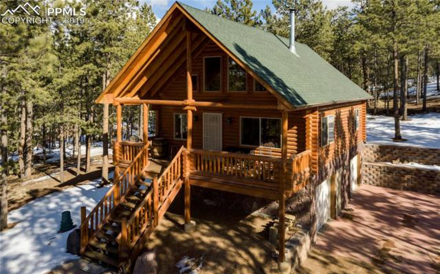 1184 Pikes Peak Drive, Florissant, CO 80816 (#9358134) :: CENTURY 21 Curbow Realty
