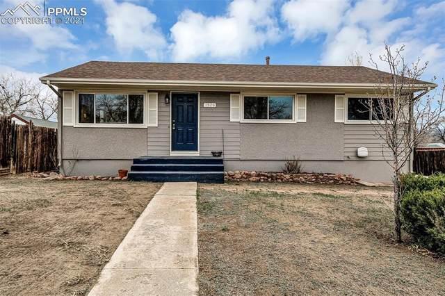 1526 Laurette Drive, Colorado Springs, CO 80909 (#9359160) :: The Daniels Team