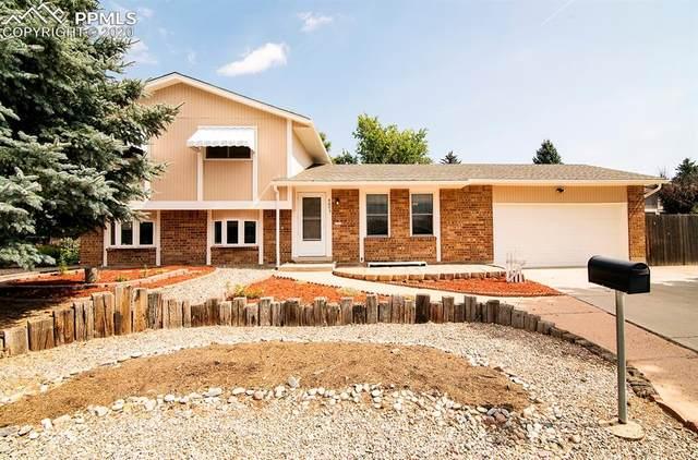 4605 Bunchberry Lane, Colorado Springs, CO 80917 (#9360188) :: The Treasure Davis Team