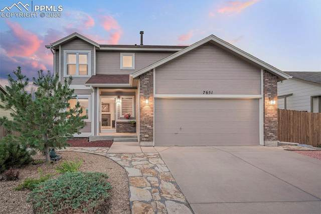7651 Middle Bay Way, Fountain, CO 80817 (#9361037) :: CC Signature Group