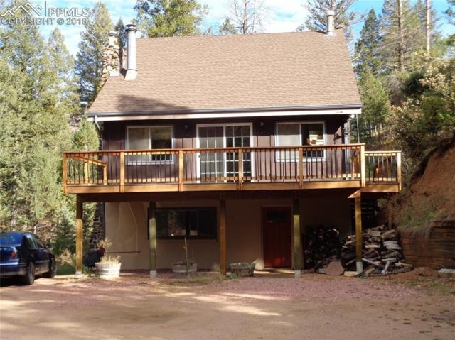 9410 Shoshone Road, Green Mountain Falls, CO 80809 (#9361805) :: Perfect Properties powered by HomeTrackR