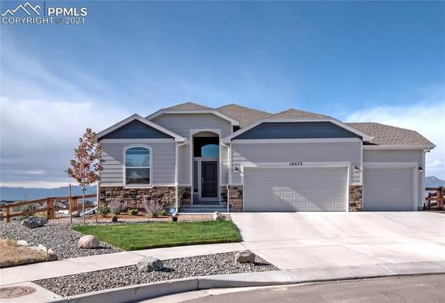 10372 Wrangell Circle, Colorado Springs, CO 80924 (#9363888) :: The Kibler Group