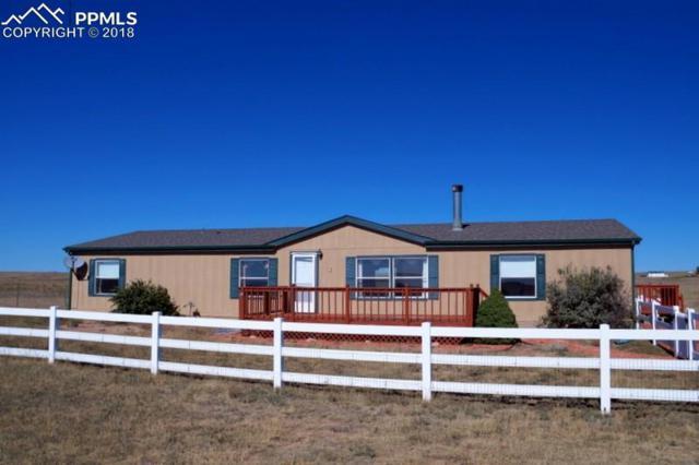 29360 W Hanisch Road, Calhan, CO 80808 (#9364951) :: Colorado Home Finder Realty