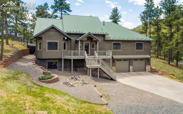 2441 Glen Cove Drive, Woodland Park, CO 80863 (#9366396) :: Fisk Team, RE/MAX Properties, Inc.