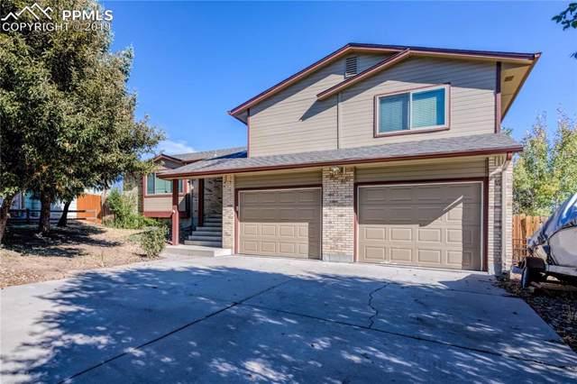 7335 Woody Creek Drive, Colorado Springs, CO 80911 (#9366886) :: The Treasure Davis Team