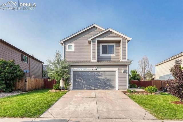 5359 Blackcloud Loop, Colorado Springs, CO 80922 (#9372395) :: Finch & Gable Real Estate Co.