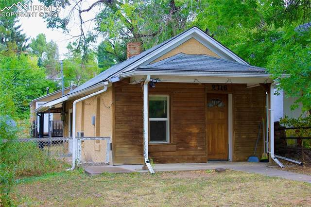 2716 W Bijou Street, Colorado Springs, CO 80904 (#9373251) :: Simental Homes   The Cutting Edge, Realtors
