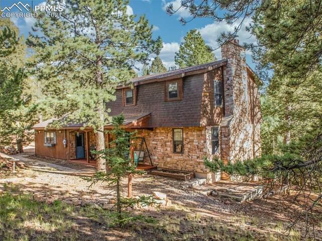 356 Spring Valley Drive, Divide, CO 80814 (#9373330) :: Symbio Denver