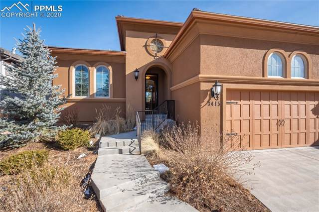 3415 Signature Golf Point, Colorado Springs, CO 80904 (#9373350) :: The Kibler Group
