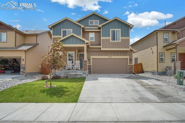6206 Wild Turkey Drive, Colorado Springs, CO 80925 (#9374886) :: The Treasure Davis Team
