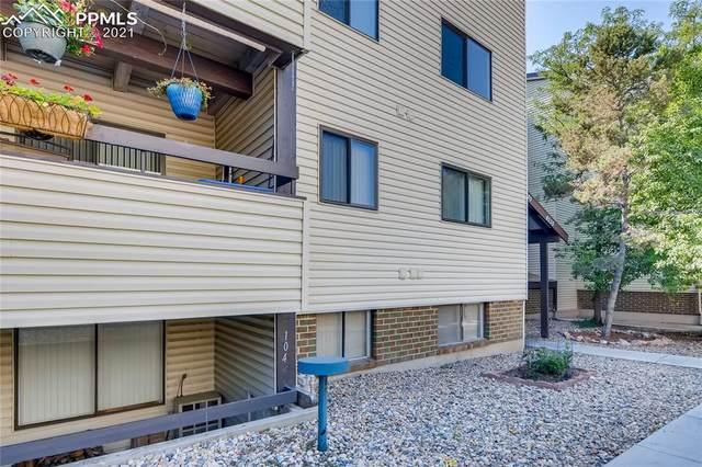 6530 Delmonico Drive #307, Colorado Springs, CO 80919 (#9378796) :: Compass Colorado Realty