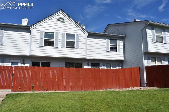 1306 Firefly Circle, Colorado Springs, CO 80916 (#9379384) :: Colorado Team Real Estate