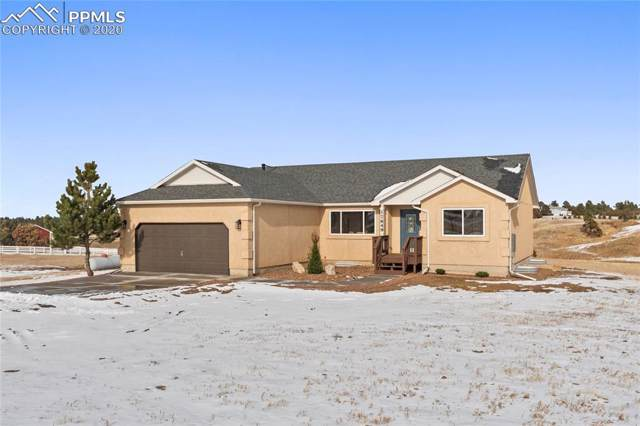 17849 Pinon Park Road, Peyton, CO 80831 (#9379924) :: Jason Daniels & Associates at RE/MAX Millennium