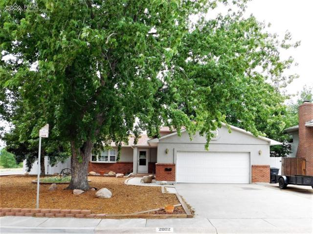 2002 Northglen Drive, Colorado Springs, CO 80909 (#9380106) :: Jason Daniels & Associates at RE/MAX Millennium