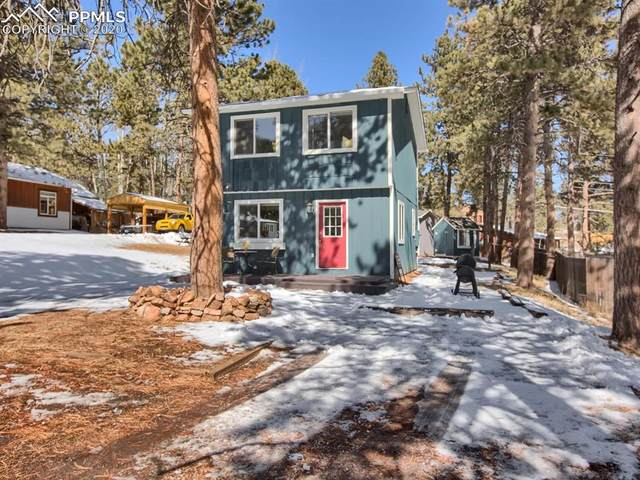 1112 W Browning Avenue, Woodland Park, CO 80863 (#9382345) :: The Daniels Team