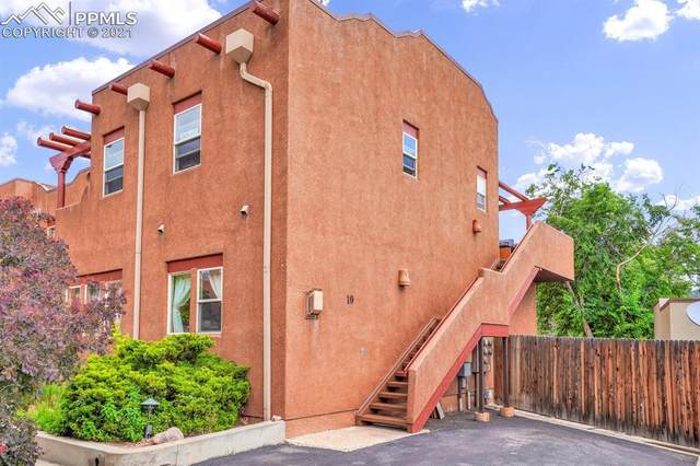 10 Taos Place, Manitou Springs, CO 80829 (#9382451) :: Compass Colorado Realty