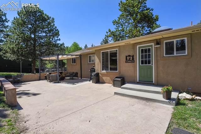 405 W Bowman Avenue, Woodland Park, CO 80863 (#9386844) :: The Kibler Group