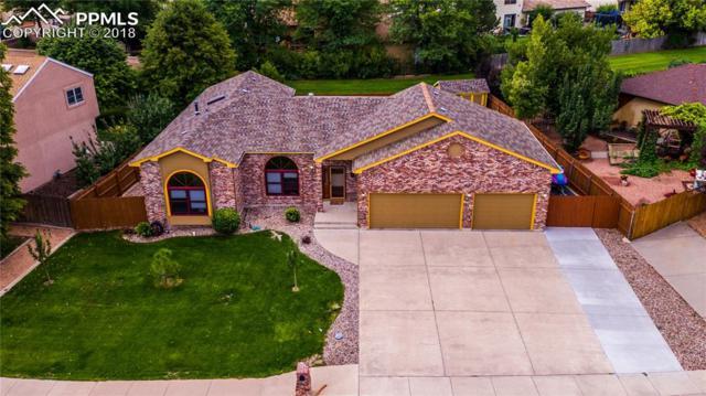 40 Posada Drive, Pueblo, CO 81005 (#9387208) :: 8z Real Estate