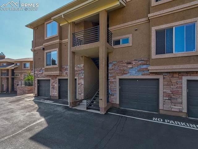2085 Montura View #101, Colorado Springs, CO 80919 (#9389334) :: The Treasure Davis Team