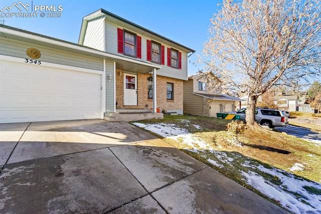 3545 Mountainside Drive, Colorado Springs, CO 80918 (#9391966) :: CC Signature Group